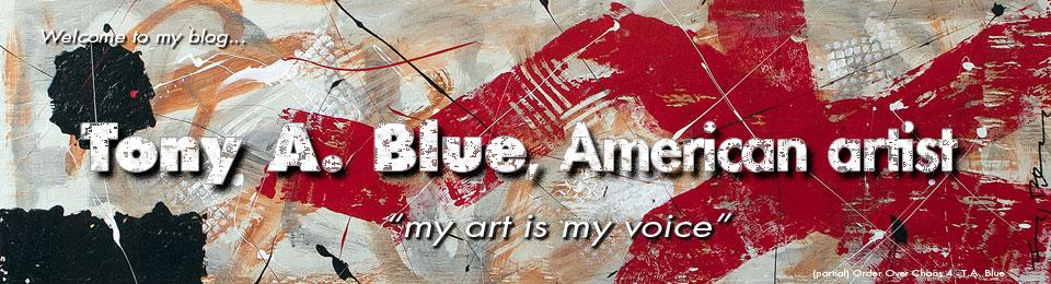Tony A. Blue